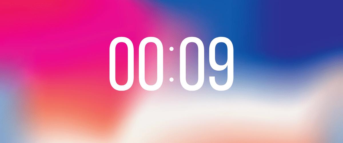 00h09
