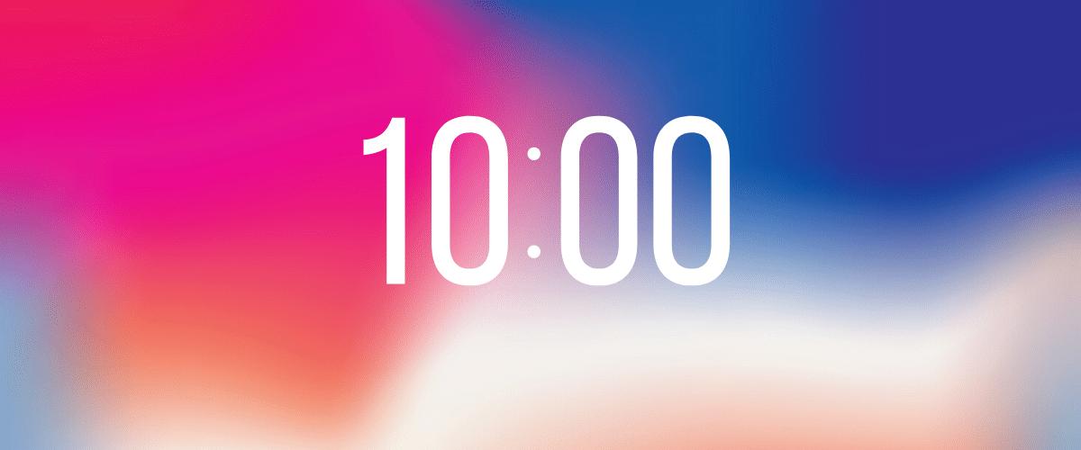 10h00