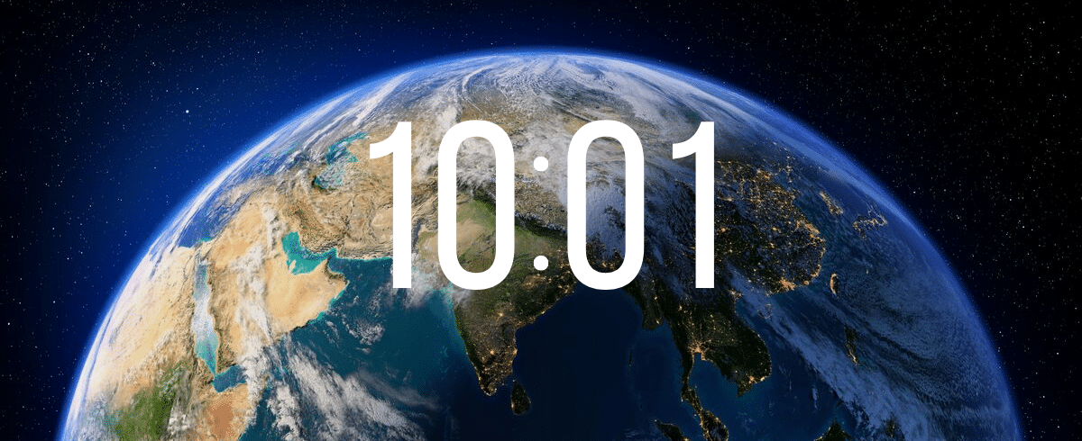 10h01