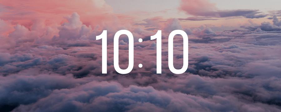 10h10