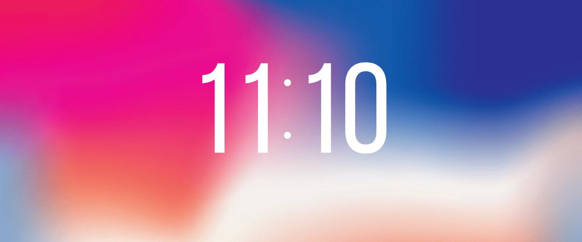 11h10