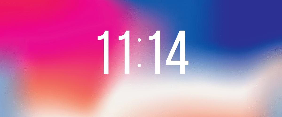 11h14