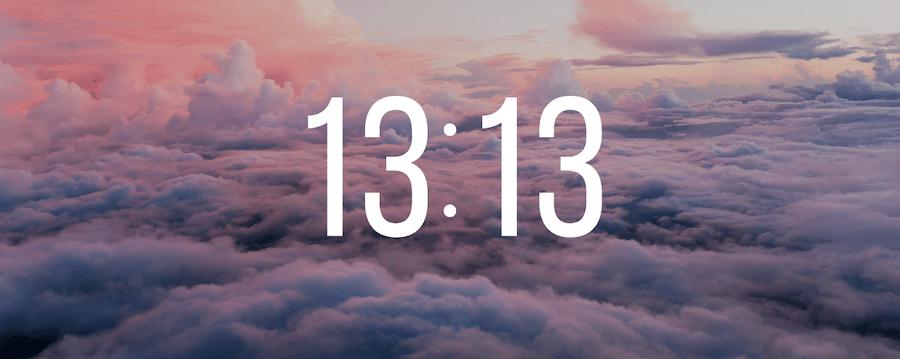 13h13