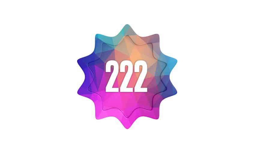 chiffre 222