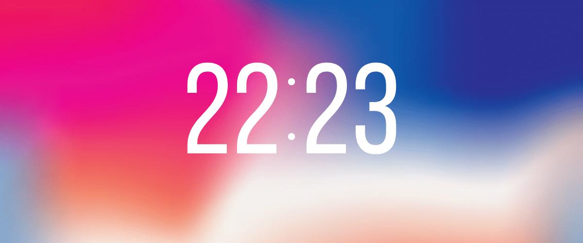 22h23