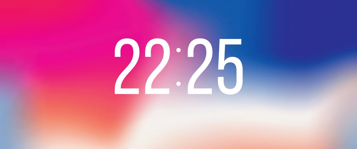 22h25