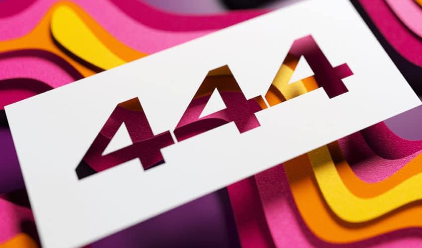 chiffre 444