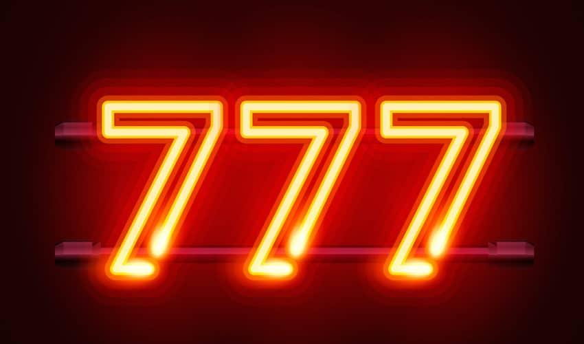Chiffre 777