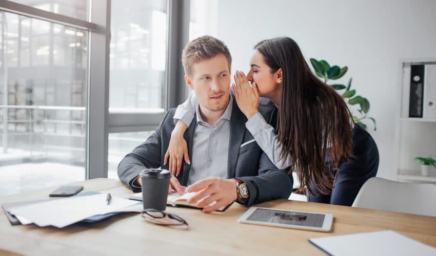 Amour au travail : comment gérer ?