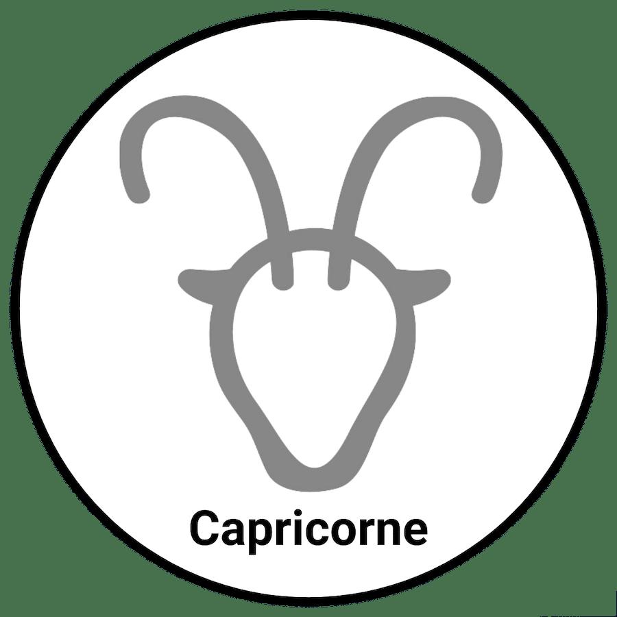 Horscope de la semaine du capricorne