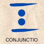 géomancie conjunctio