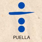 géomancie puella