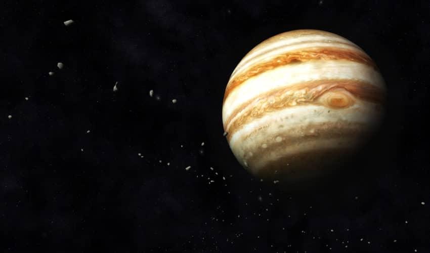 Jupiter la planete geante