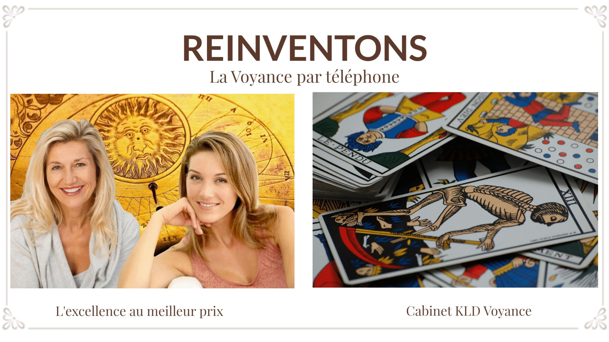 réinventons LA VOYANCE PAR TELEPHONE