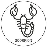 Horoscope de la semaine du scorpion