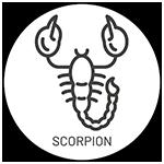 Horoscope du jour du Scorpion