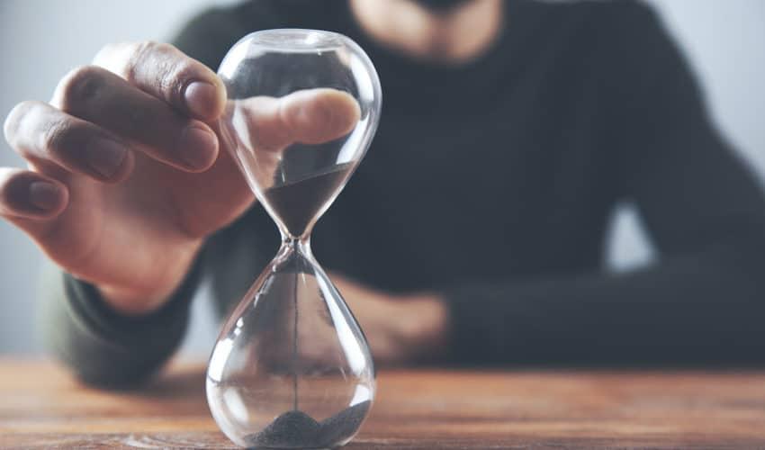 la notion du temps