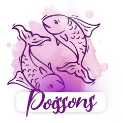 horoscope du jour poissons
