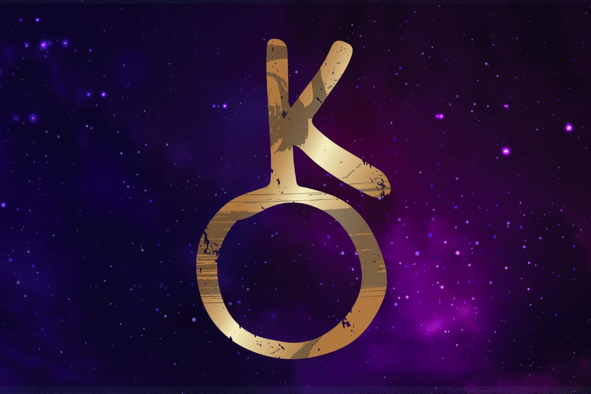 Emblème de la planète chrion
