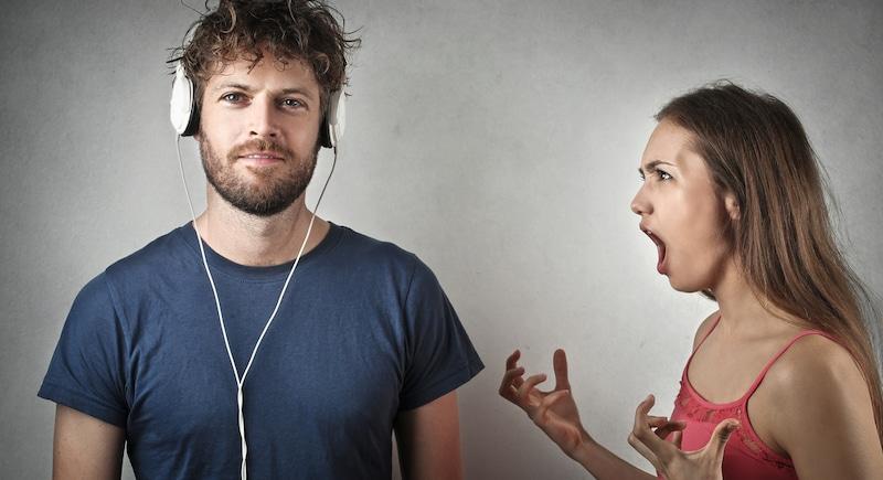 conflit de couple