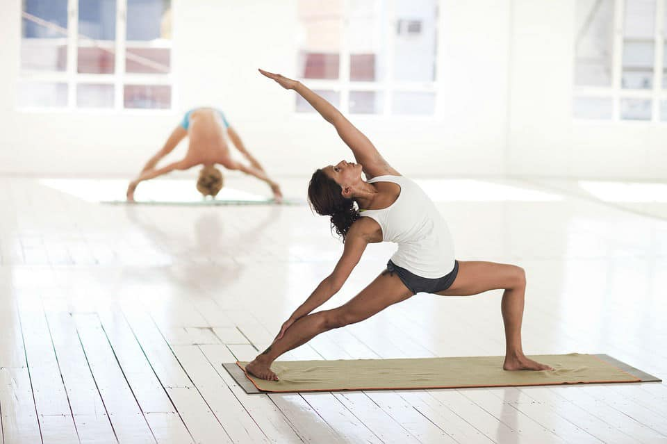 debuter yoga