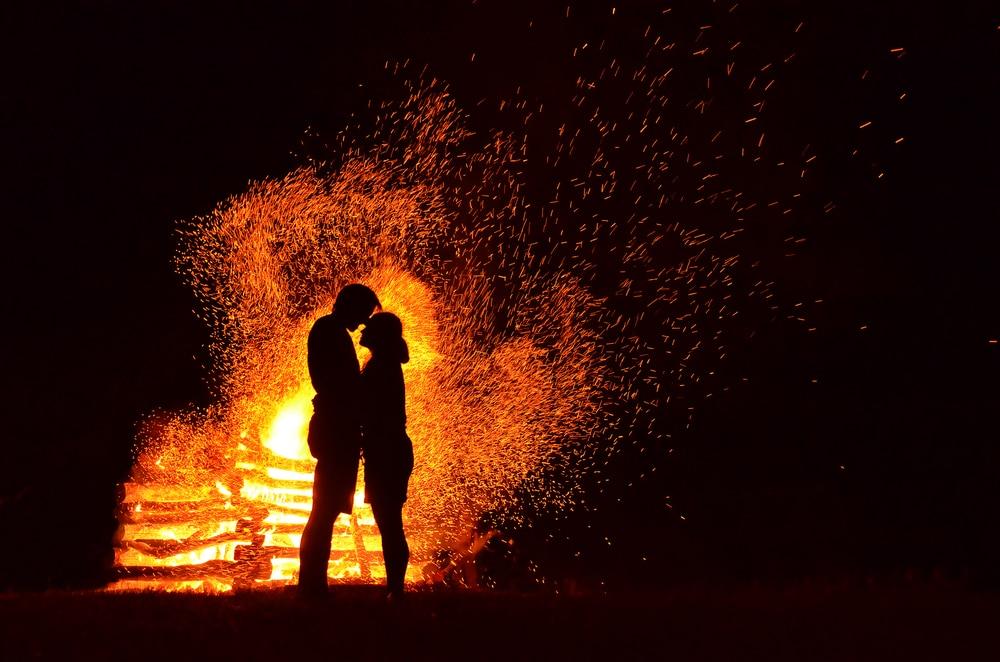 flammes jumelles lexique