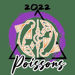 Horoscope de l'année du Poissons