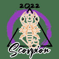 Horoscope de l'année du Scorpion