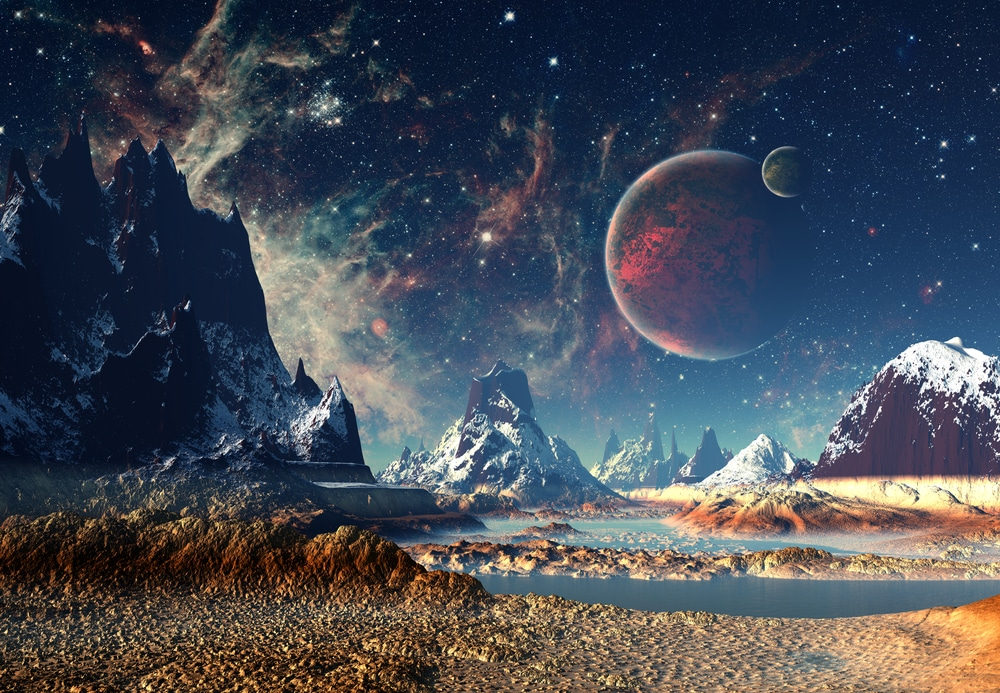 influence planete lexique