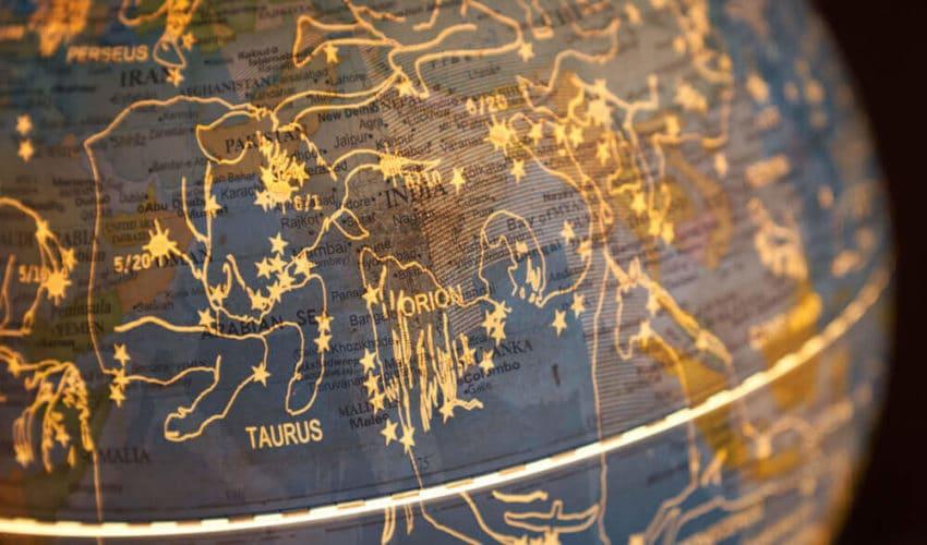 representation de l'astrologie