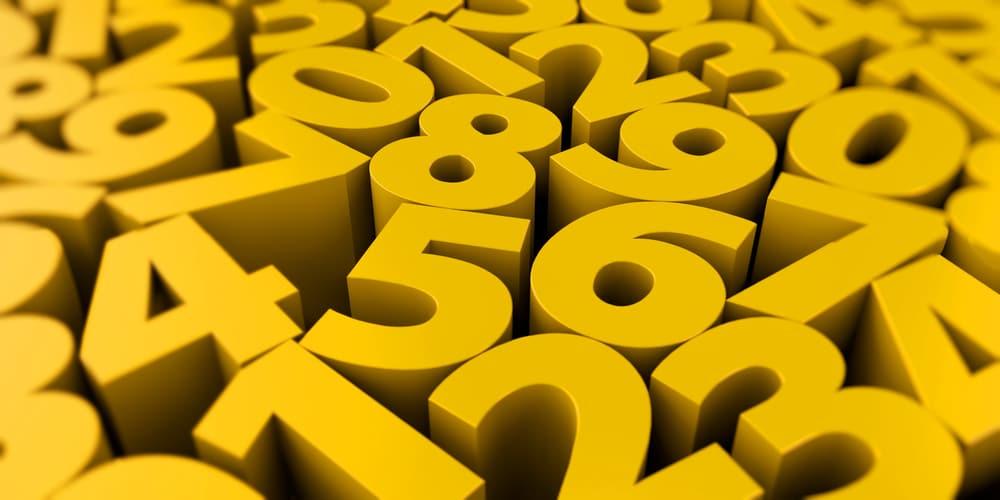 nombre actif lexique