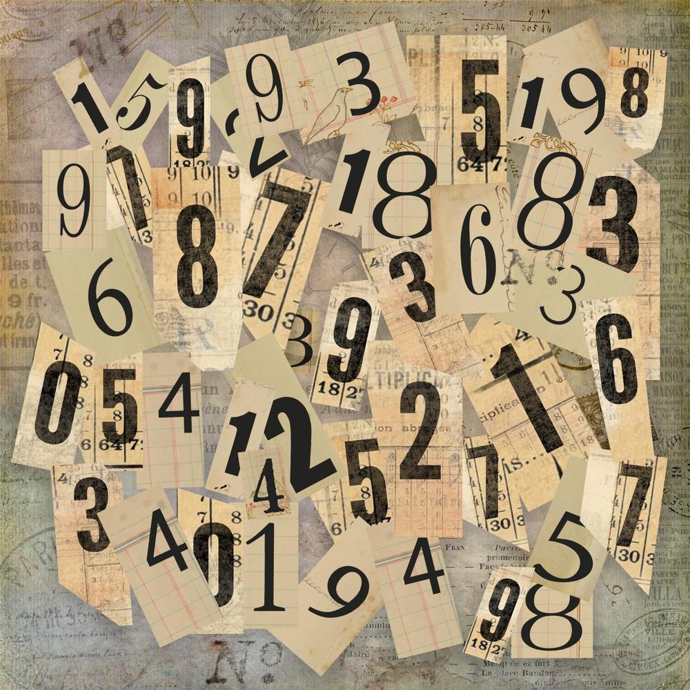 numerologie en chiffre