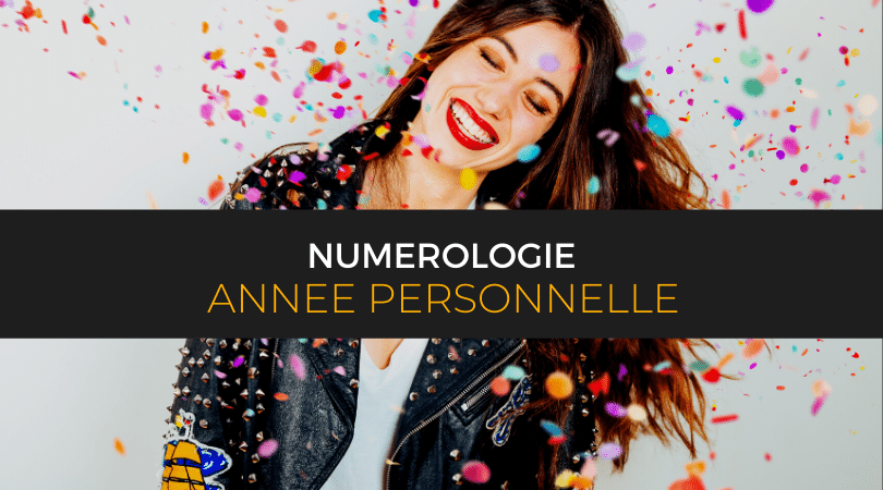 numerologie annee personnelle