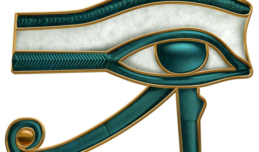 Œil d'Horus : un symbole fort de protection