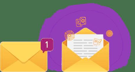 recevoir un email voyance